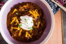 Chili Recipe Image