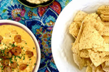 Seafood Queso