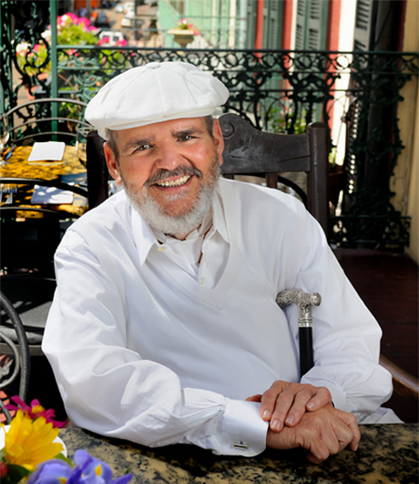 Chef Paul Prudhomme