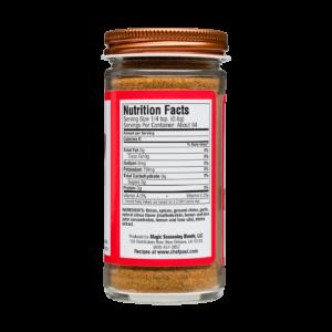 Salt-Free Sugar-Free: Sweet & Spicy 2 oz.
