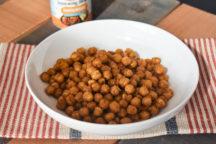 Crispy Chickpeas Recipe Image