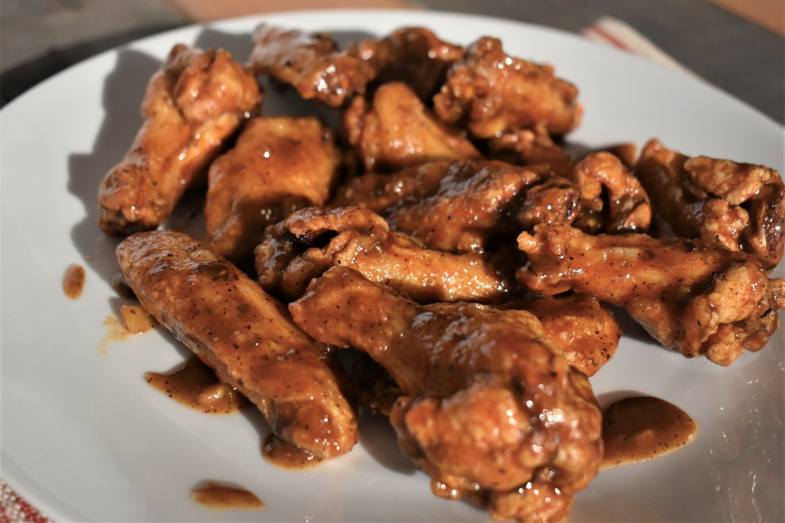 Caribbean Jerk Wing Sauce