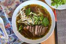 Beef Pho Recipe Image