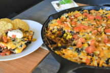 Seven Layer Dip Recipe Image