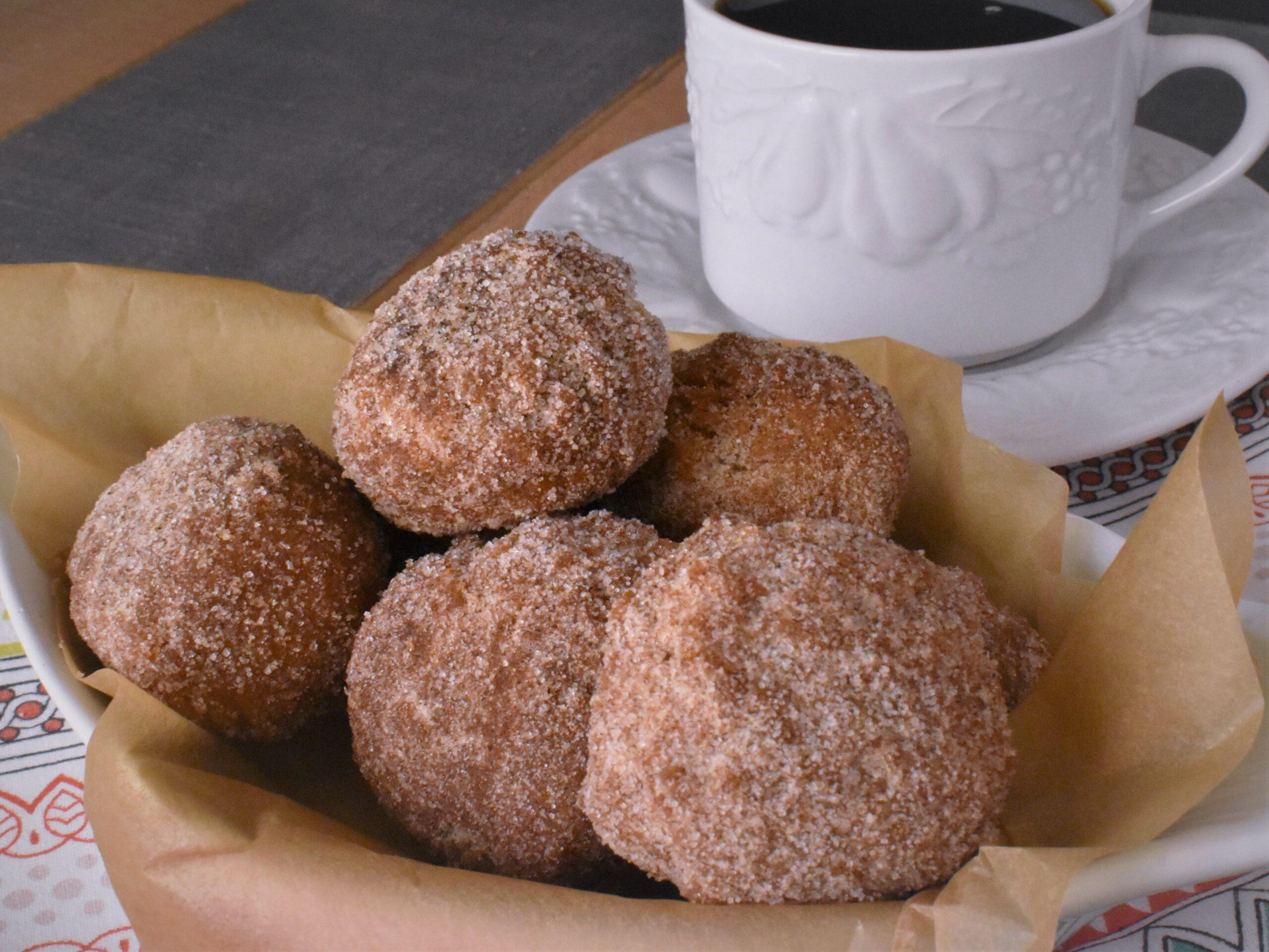 Sweetie Donut Holes