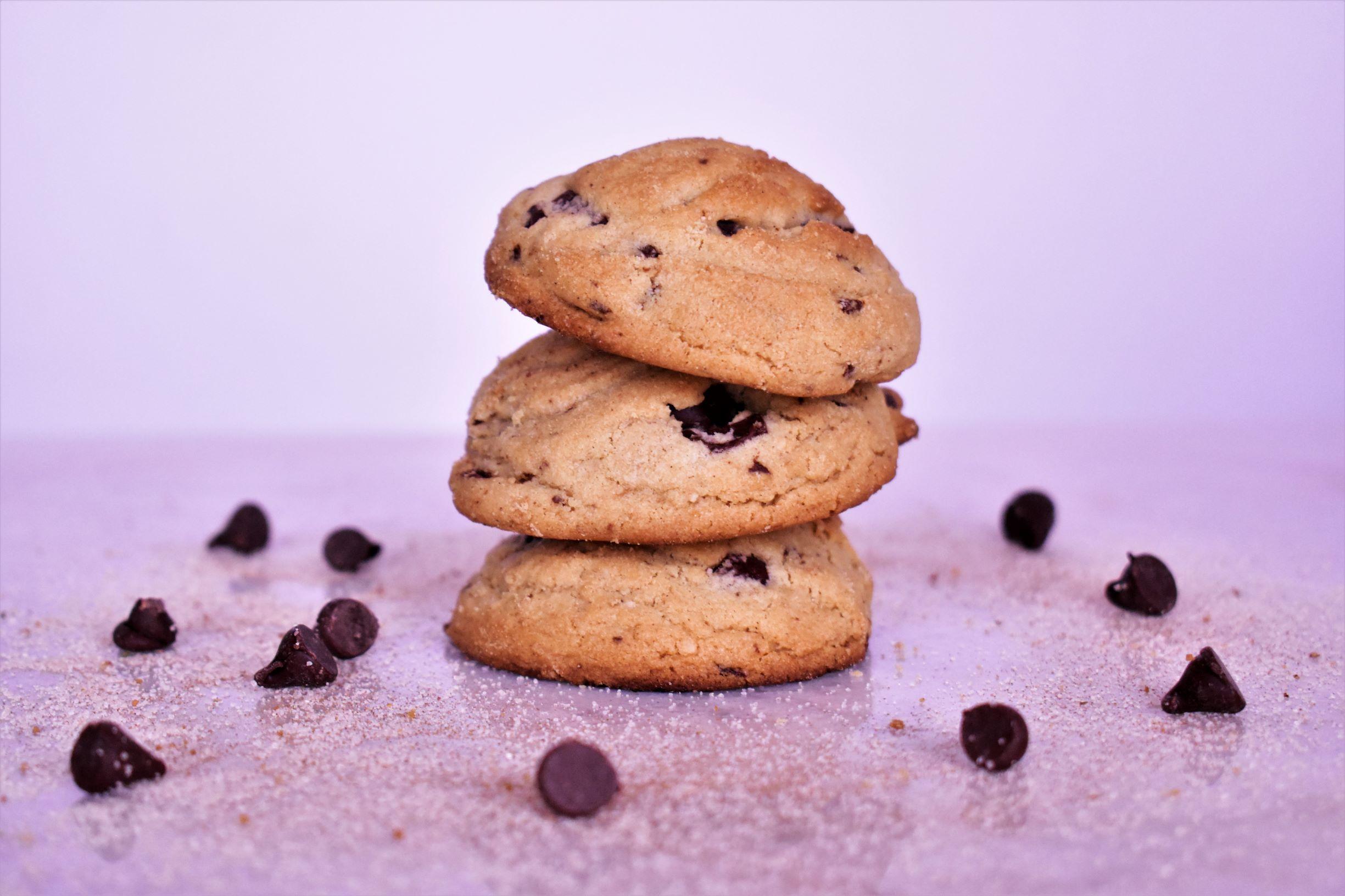Sweetie Magic Chocolate Chip Cookies