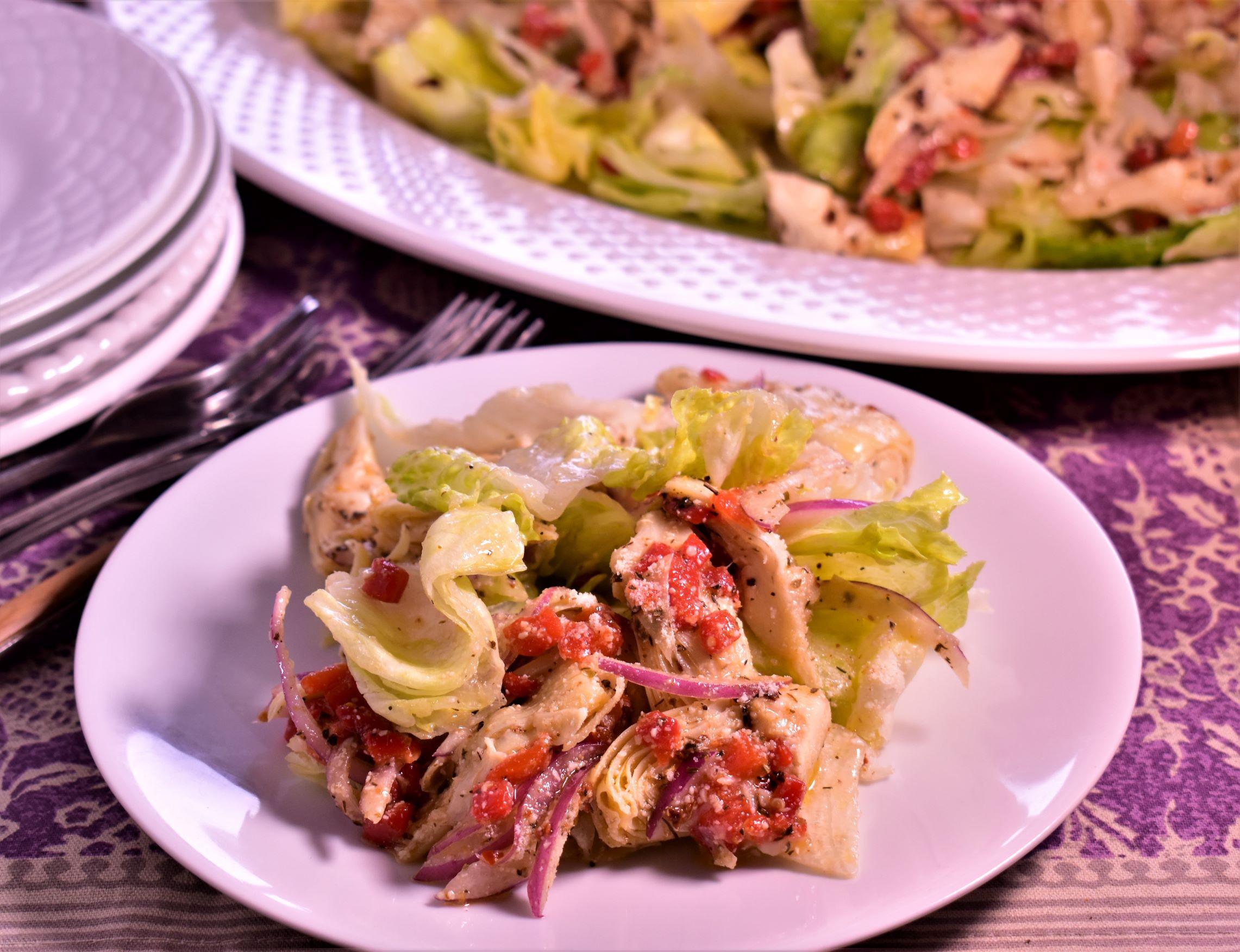 St. Louis-Style Italian Salad